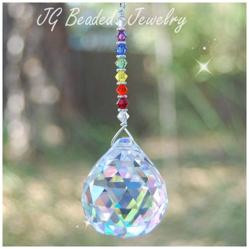 Swarovski Rainbow Prism Crystal