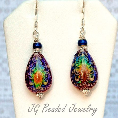 Colorful Mood Earrings