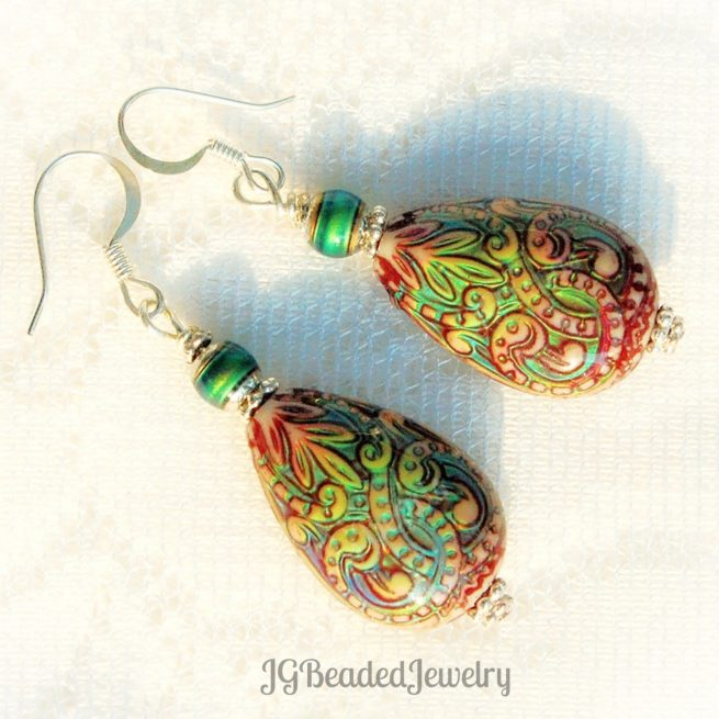 Color Changing Mood Earrings