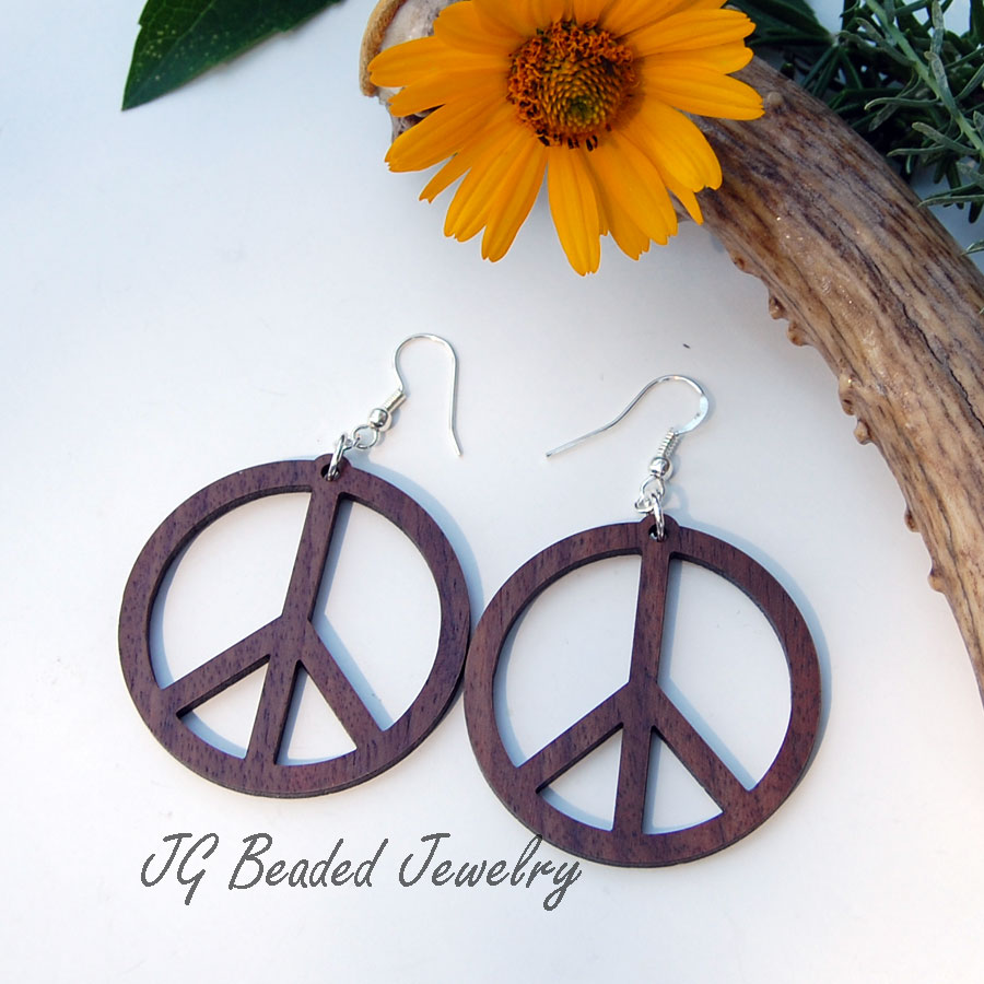 Peace Sign Jewelry