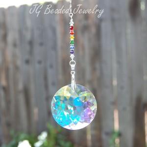 Hanging Crystal Rainbow