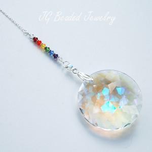 Rainbow Prism Suncatcher