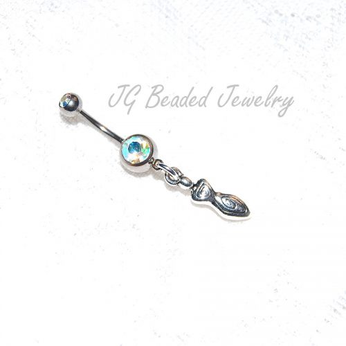 Goddess Belly Ring