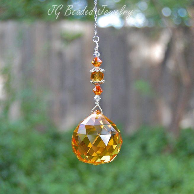 Fire Opal Crystal