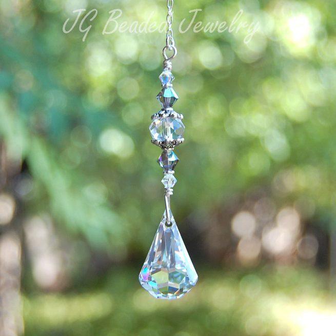 Hanging Teardrop Prism