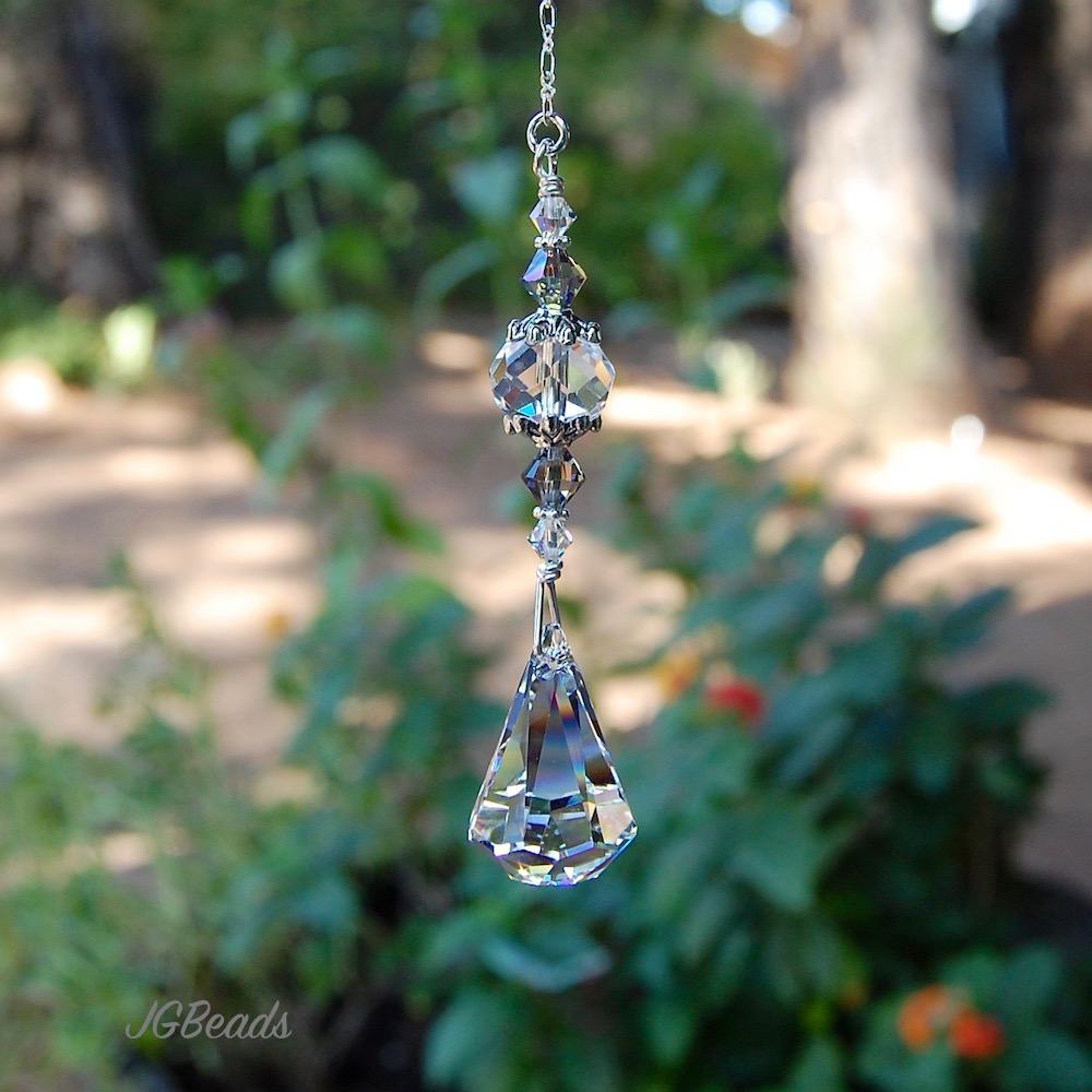 Teardrop Swarovski Crystal