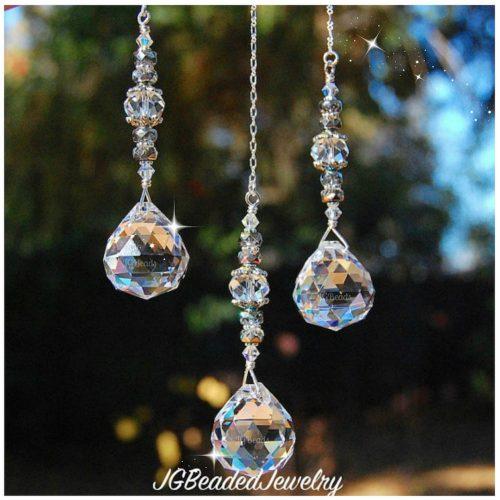 Hanging Crystal Prism