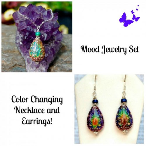 Mood Jewelry Set