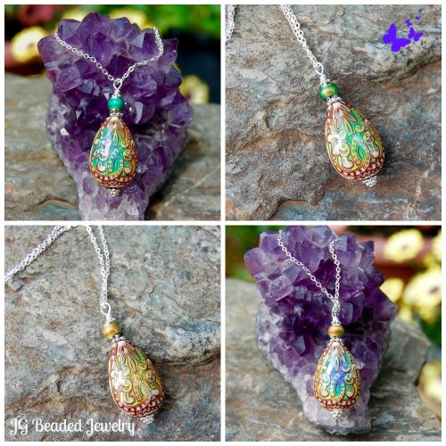Color Changing Mood Necklace