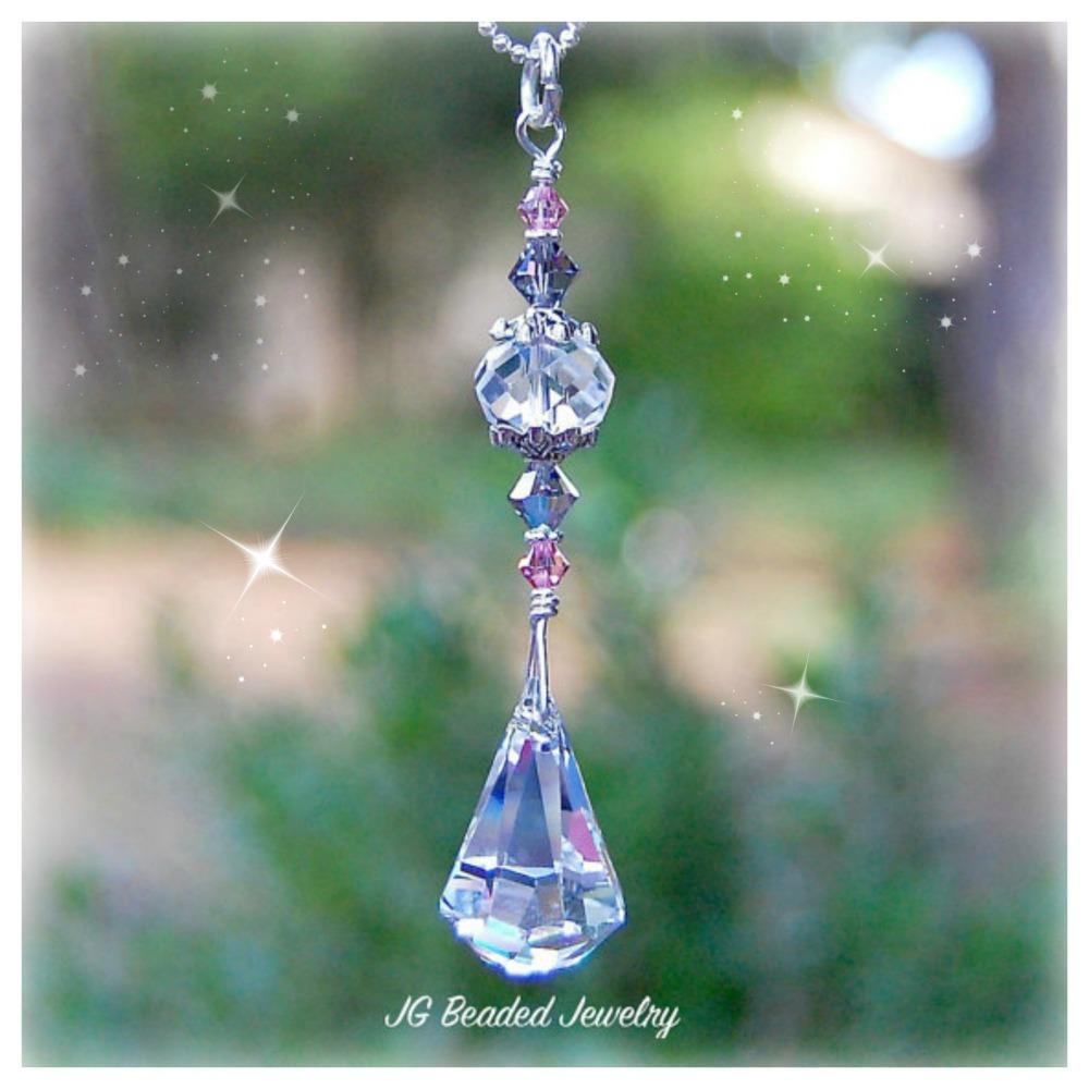 d2ddbf6f3ce33f Xirius Swarovski Teardrop Crystal - JG Beads