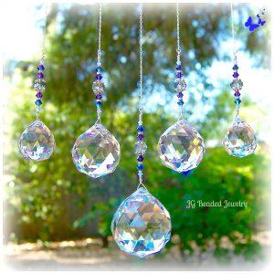 Crystal Suncatchers