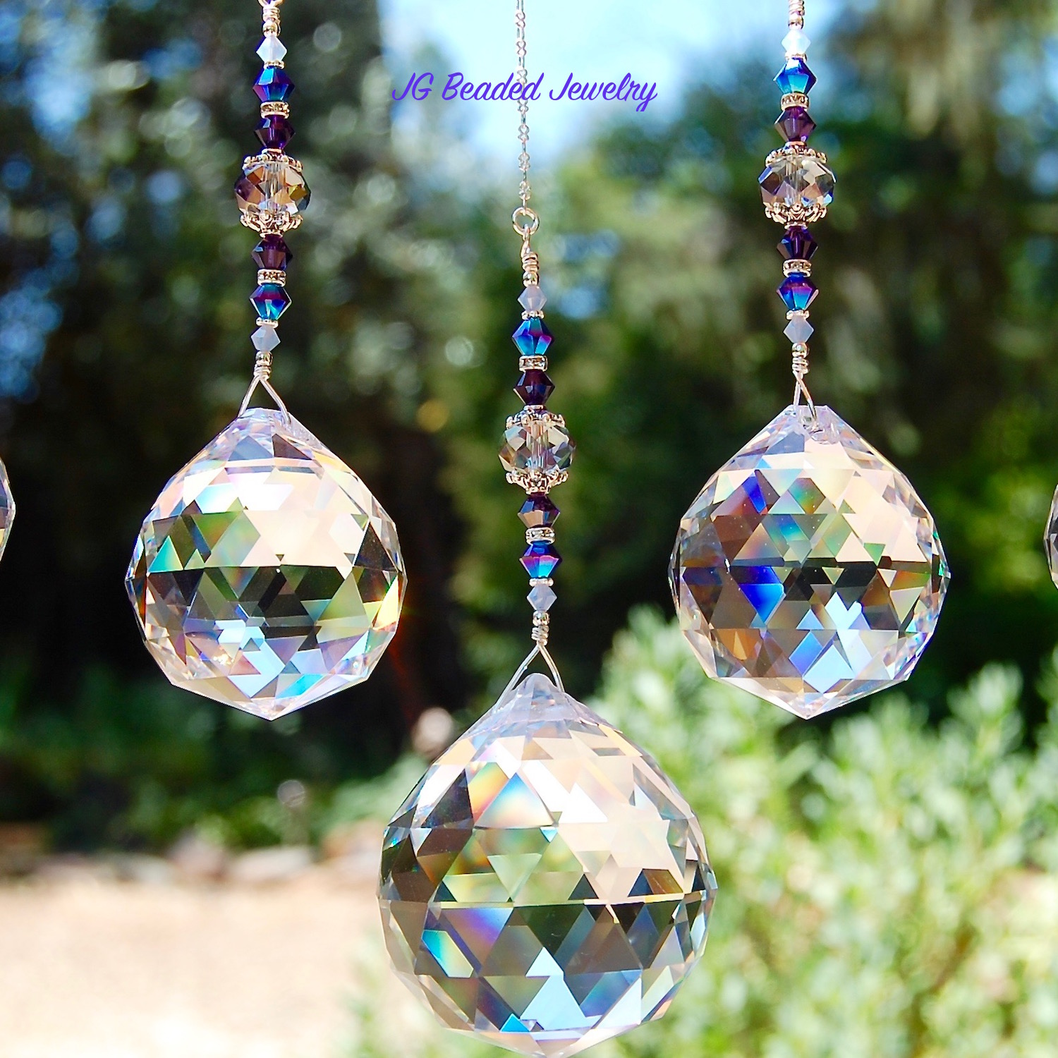Suncatcher Crystal Prisms