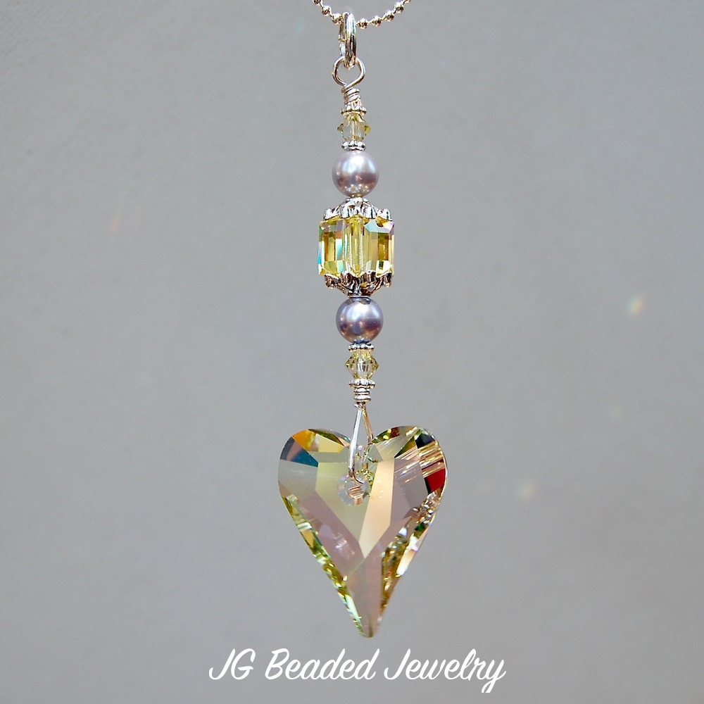 Heart Suncatcher