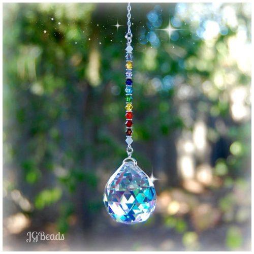 12 Chakra Crystal