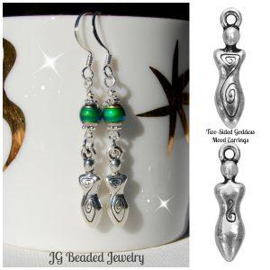 Goddess Mood Earrings