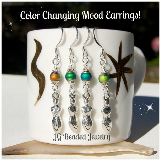 Goddess Mood Earrings