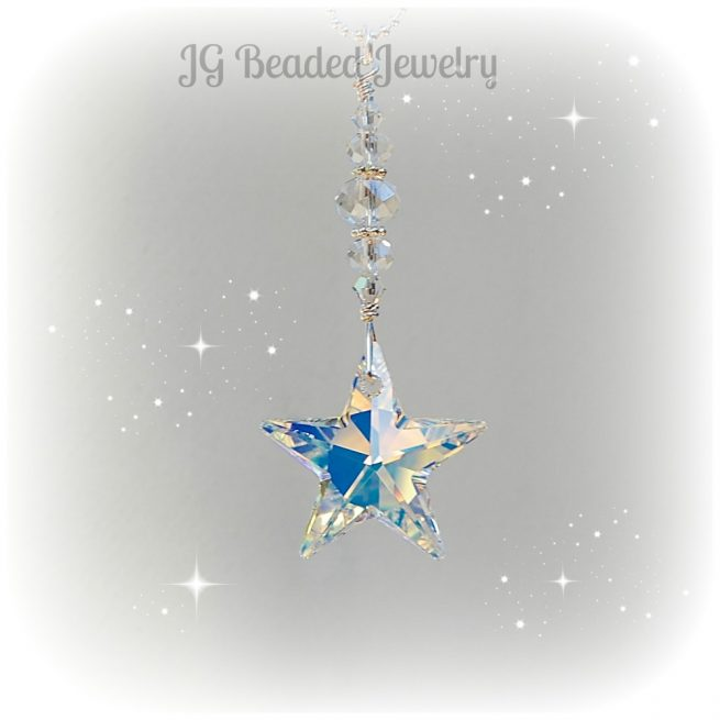 Hanging Star Decoration