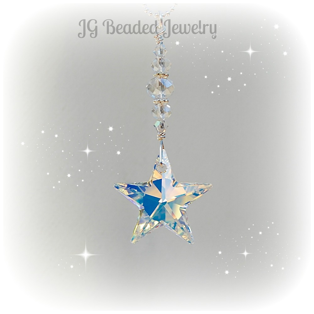 Hanging Star Decoration