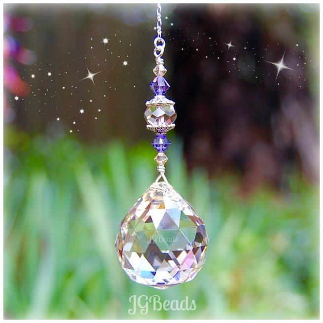 Hanging Window Crystal