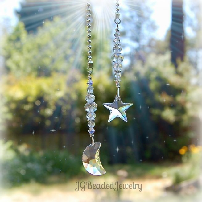 Moon Star Light Pull Set