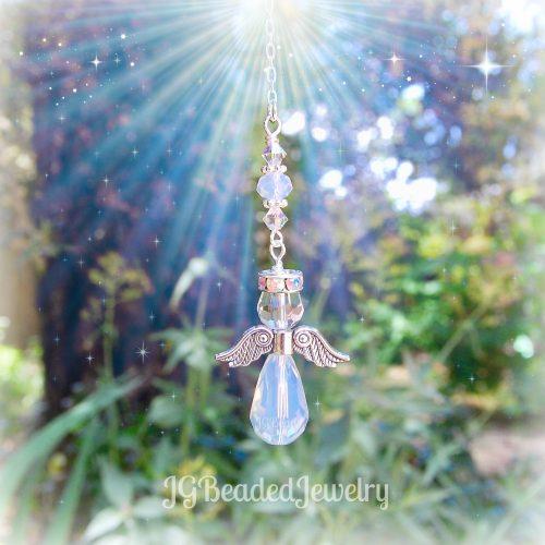 Opal Guardian Angel