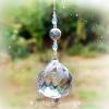 Lotus Crystal Suncatcher