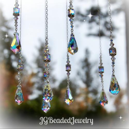Swarovski Teardrop Crystal