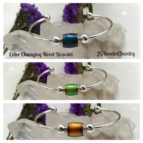 Color Changing Mood Bracelet