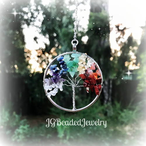 Gemstone Tree of Life