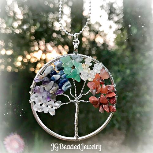 Gemstone Tree of Life
