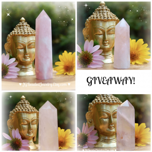 Rose Quartz Giveaway