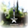 Indigo Blue Swarovski Crystal Star