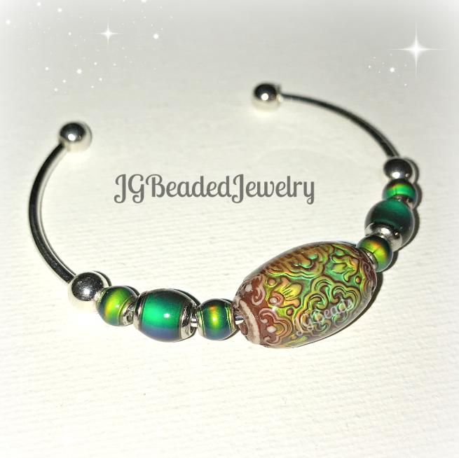 Color Changing Mood Bead Bracelet