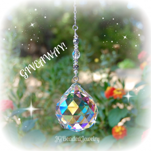 Suncatcher Giveaway October