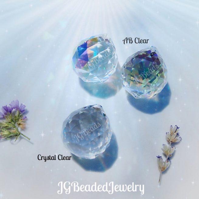 Crystal Color Choices