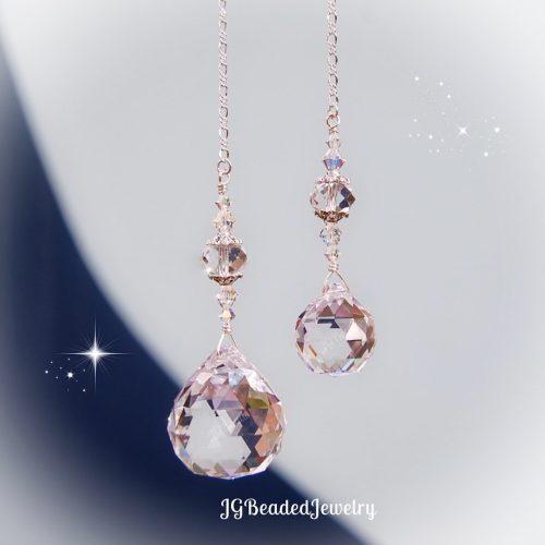 Hanging Crystal Suncatcher Prism