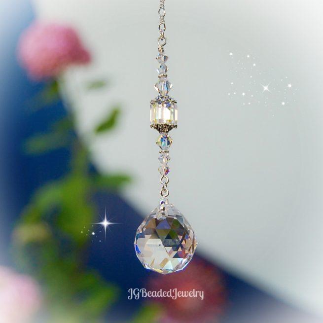 Crystal Ball Suncatcher Prism