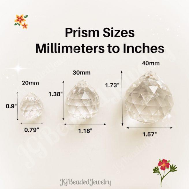 Prism Size