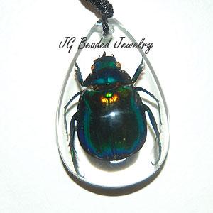 emerald-beetle